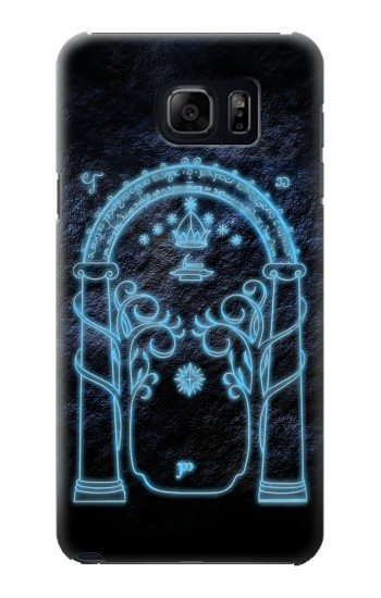 Printed Lord of The Rings Mines of Moria Gate Samsung Note 5 Case