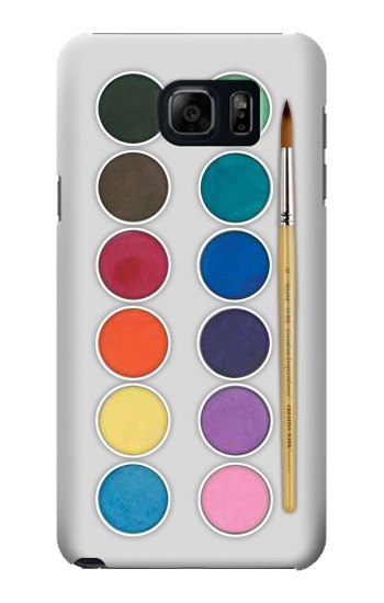 Printed Mixing Color Plate Samsung Note 5 Case