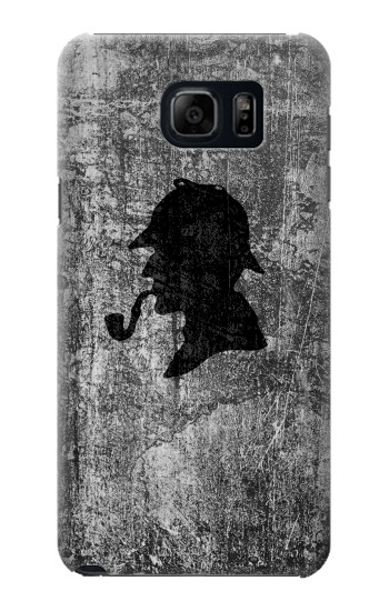 Printed Sherlock Holmes Silhouette Samsung Note 5 Case