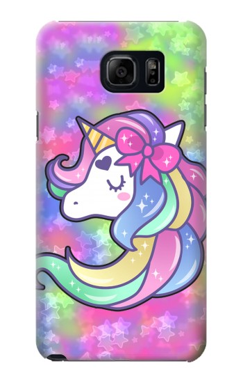 Printed Pastel Unicorn Samsung Note 5 Case