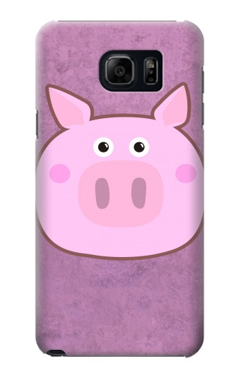 Printed Pig Cartoon Samsung Note 5 Case