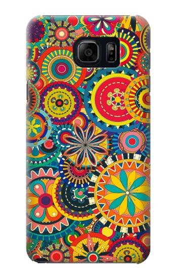 Printed Colorful Pattern Samsung Note 5 Case