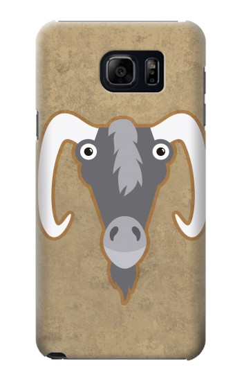 Printed Goat Cartoon Samsung Note 5 Case