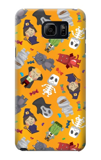 Printed Cute Halloween Cartoon Pattern Samsung Note 5 Case