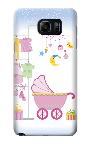Printed Baby Supplies Samsung Note 5 Case