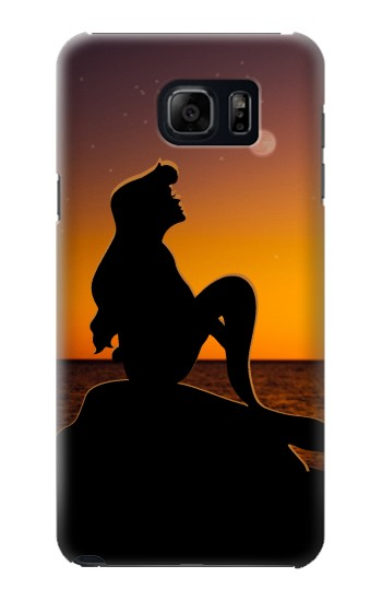 Printed Mermaid Sunset Samsung Note 5 Case
