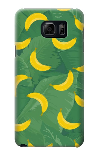 Printed Banana Fruit Pattern Samsung Note 5 Case