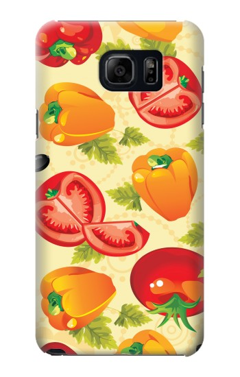 Printed Seamless Food Vegetable Samsung Note 5 Case