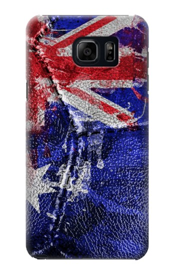 Printed Australia Flag Vintage Football 2018 Samsung Note 5 Case