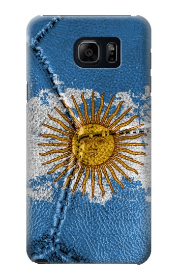 Printed Argentina Flag Vintage Football 2018 Samsung Note 5 Case