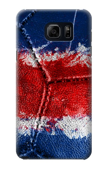 Printed Costa Rica Flag Vintage Football 2018 Samsung Note 5 Case