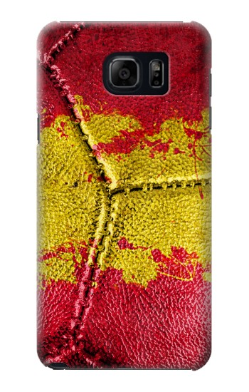 Printed Spain Flag Vintage Football 2018 Samsung Note 5 Case