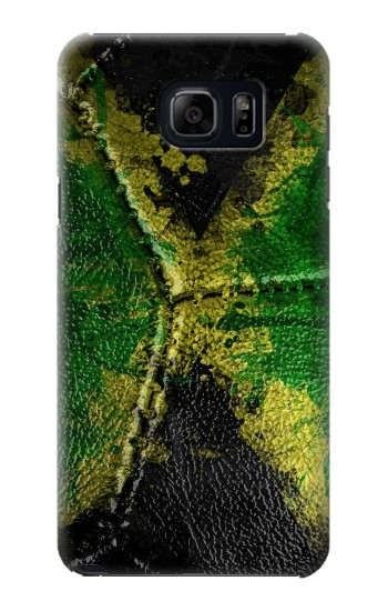 Printed Jamaica Flag Vintage Football 2018 Samsung Note 5 Case