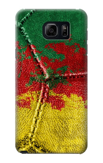 Printed Senegal Flag Vintage Football 2018 Samsung Note 5 Case