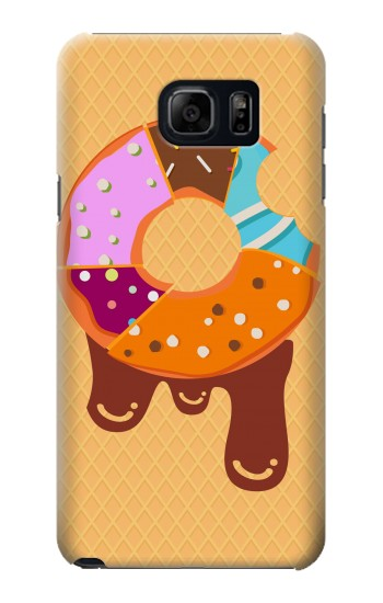Printed Yummy Donut Samsung Note 5 Case