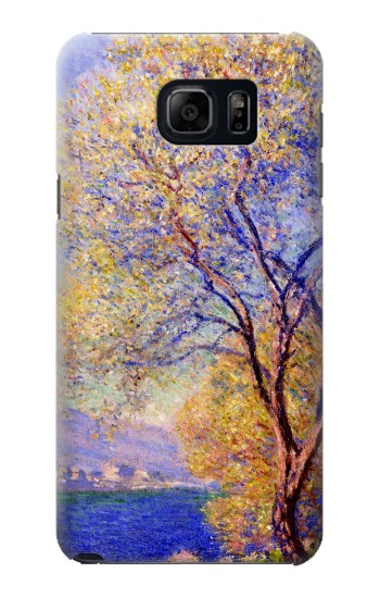 Printed Claude Monet Antibes Seen from the Salis Gardens Samsung Note 5 Case