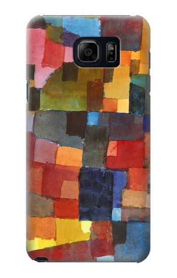 Printed Paul Klee Raumarchitekturen Samsung Note 5 Case