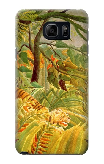 Printed Henri Rousseau Tiger in a Tropical Storm Samsung Note 5 Case
