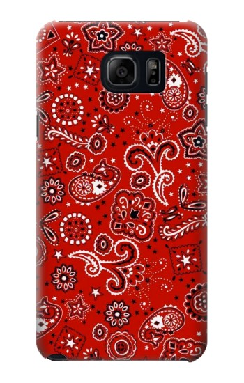 Printed Red Bandana Samsung Note 5 Case