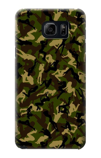 Printed Sexy Girls Camo Samsung Note 5 Case