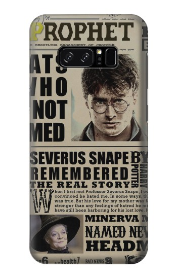 Printed Harry Potter Daily Prophet HTC Desire 320 Case