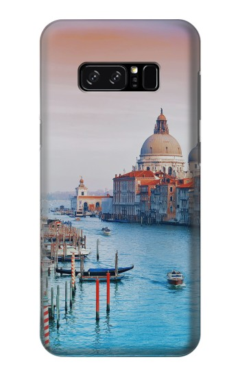 Printed Beauty of Venice Italy HTC Desire 320 Case