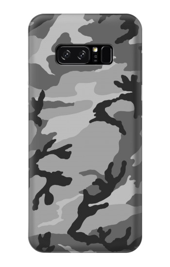 Printed Snow Camo Camouflage Graphic Printed HTC Desire 320 Case
