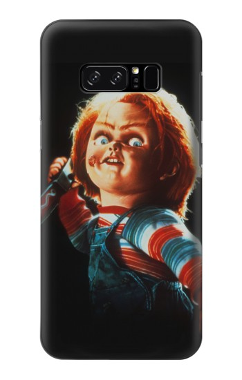 Printed Chucky With Knife HTC Desire 320 Case