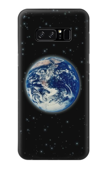 Printed Earth Planet Space Star nebula HTC Desire 320 Case