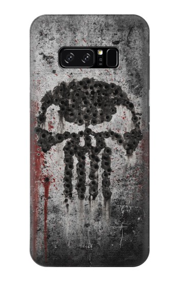 Printed Punisher HTC Desire 320 Case