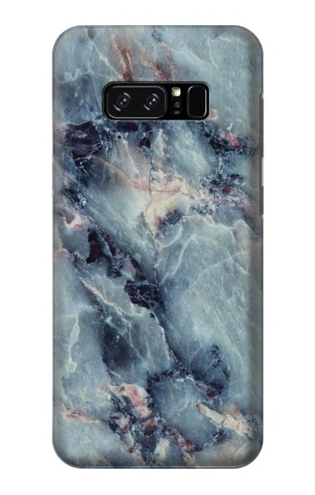 Printed Blue Marble Texture HTC Desire 320 Case
