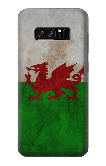 Printed Wales Red Dragon Flag HTC Desire 320 Case
