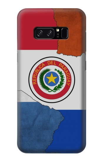 Printed Paraguay Flag HTC Desire 320 Case