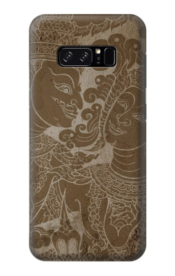 Printed Thai Traditional Art HTC Desire 320 Case