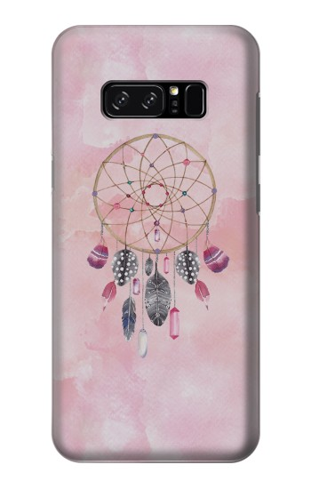 Printed Dreamcatcher Watercolor Painting HTC Desire 320 Case