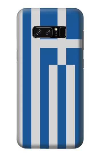 Printed Flag of Greece HTC Desire 320 Case