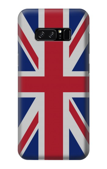 Printed Flag of The United Kingdom HTC Desire 320 Case