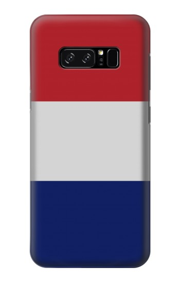 Printed Flag of France and the Netherlands HTC Desire 320 Case