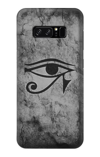 Printed Sun Eye Of Horus HTC Desire 320 Case