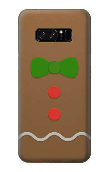 Printed Gingerbread Man HTC Desire 320 Case