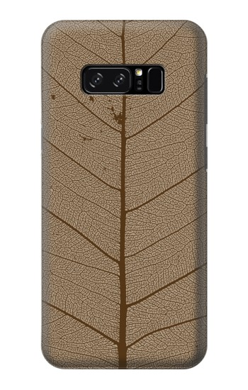 Printed Skeleton Leaf Printed HTC Desire 320 Case