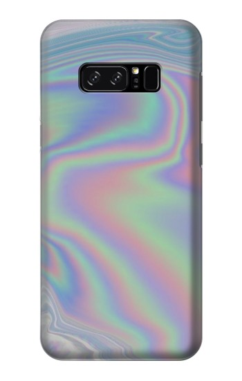 Printed Pastel Holographic Photo Printed HTC Desire 320 Case