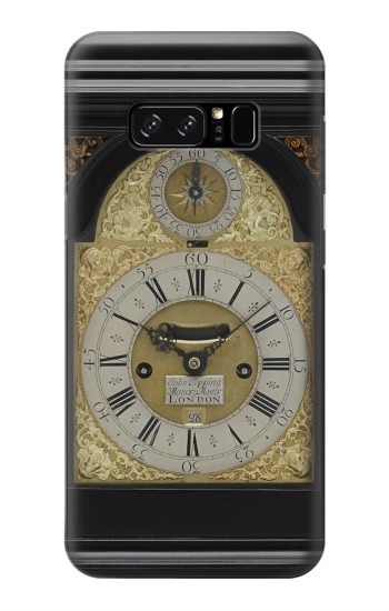 Printed Antique Bracket Clock HTC Desire 320 Case