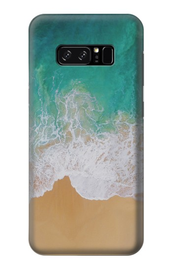Printed Sea Beach HTC Desire 320 Case