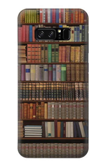 Printed Bookshelf HTC Desire 320 Case