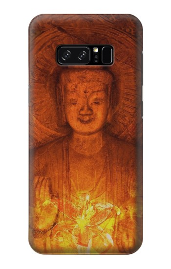 Printed Buddha Spiritual Holy Lights HTC Desire 320 Case