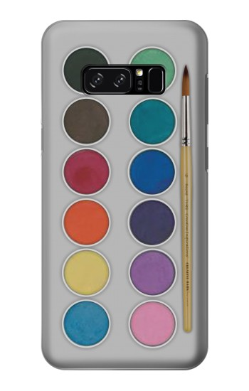 Printed Mixing Color Plate HTC Desire 320 Case