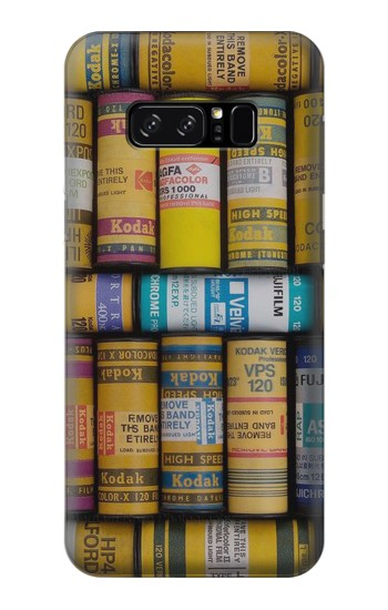 Printed MM Film Camera HTC Desire 320 Case