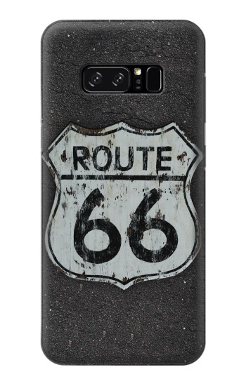 Printed Route 66 Sign HTC Desire 320 Case