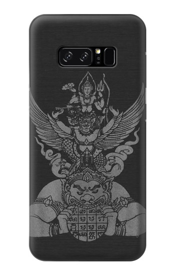Printed Sak Yant Rama Tattoo HTC Desire 320 Case